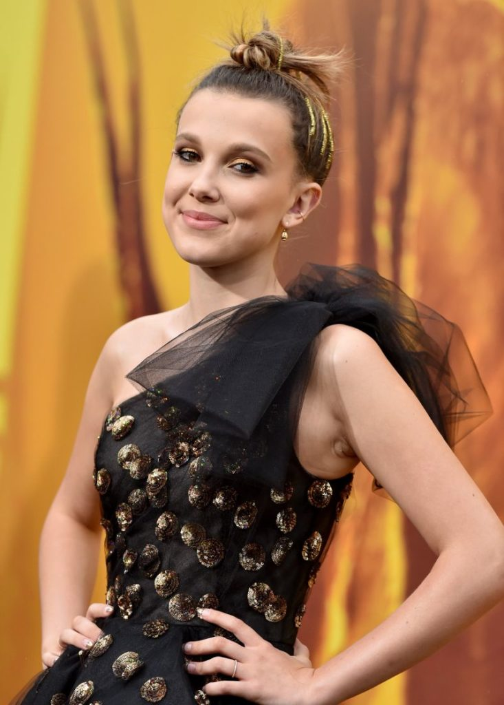 Millie Bobby Brown contact number, email address, house address