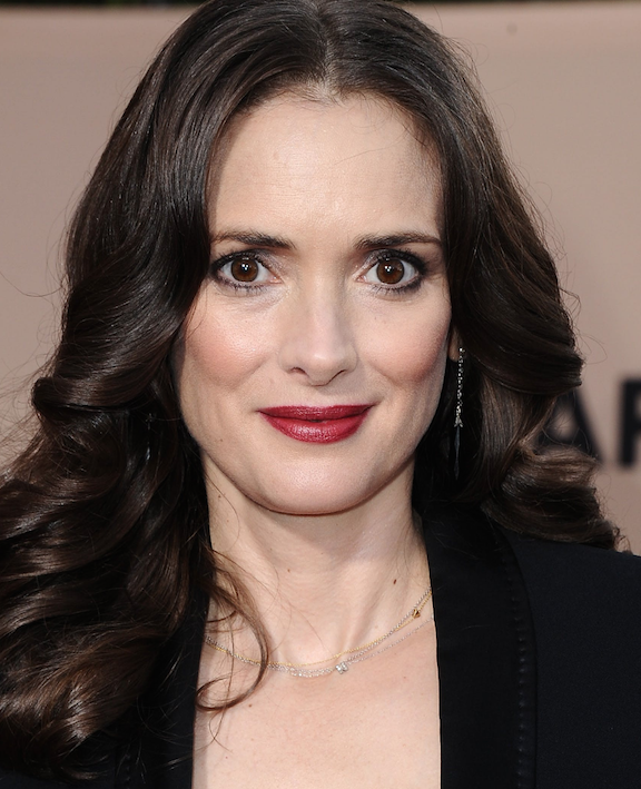 Winona Ryder contact number, email