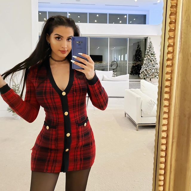 SSSniperWolf contact phone number, email and house address