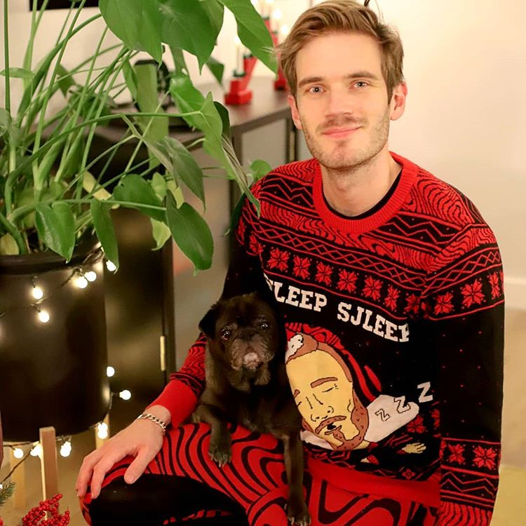 PewDiePie email, house address, phone number, biography