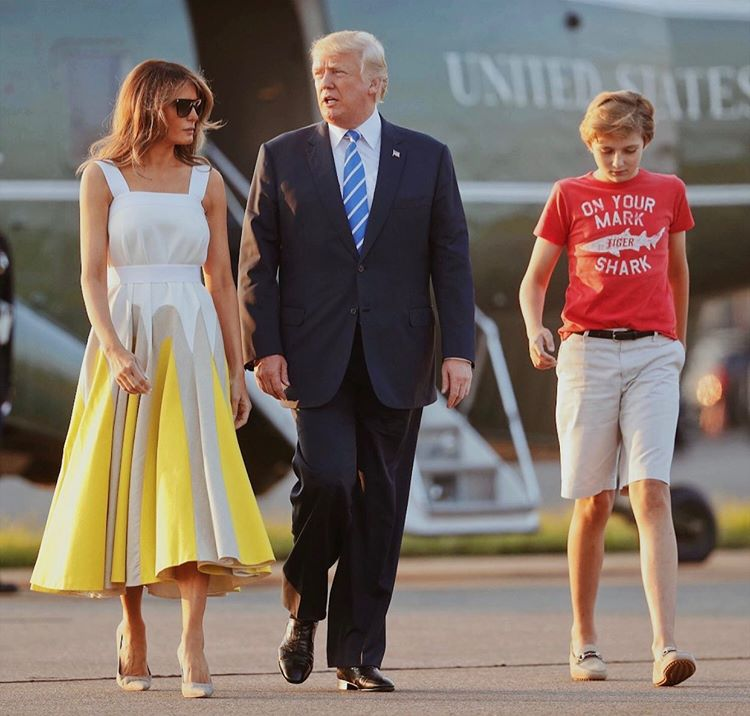 Barron Trump Phone Number, Address, Email, Biography